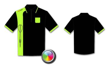 Dart - Shirt CLUB – Bild 9