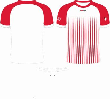 Trikot-Set STRIPES kurzarm – Bild 10