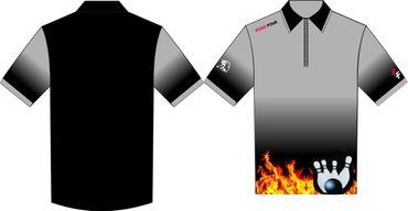Bowling-Shirt SOLO II