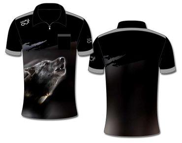 Dart - Shirt WOLF 2 – Bild 1