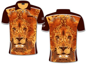 Dart - Shirt LION 1 – Bild 1