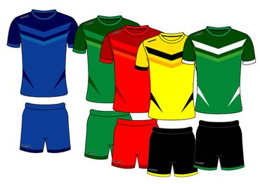 Fussball Trikot - Set DESIGN 1