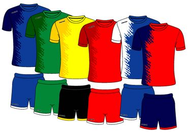 Fussball Trikot - Set DESIGN 5