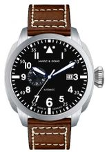MARC & SONS Pilot Watch series CLASSIC MOD BGW9 MSF-006-1L1