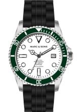 MARC & SONS Diver watch series CLASSIC MSD-044-WGK1