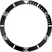 Bezel-Inlay ceramic black dor diver watch seies SPORT and KLASSIK