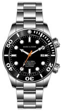 MARC & SONS diver watch PROFESSIONAL MOD BGW9 MSD-028-6S