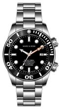 MARC & SONS diver watch PROFESSIONAL MOD BGW9 MSD-028-7S