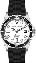 MARC & SONS Diver watch series SPORT MSD-045-6K1