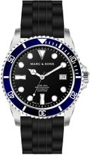 MARC & SONS Diver watch series SPORT MSD-045-9K1