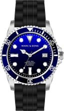 MARC & SONS Diver watch serie SPORT MSD-045-3K1