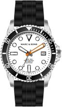 MARC & SONS Diver Watch Series SPORT MOD MSD-045-2K1