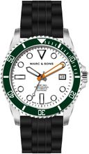 MARC & SONS Diver Watch Series SPORT MOD MSD-045-16K1