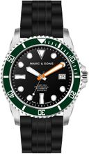 MARC & SONS Diver Watch Series SPORT MOD MSD-045-14K1