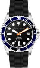 MARC & SONS Diver Watch Series SPORT MOD MSD-045-10K1