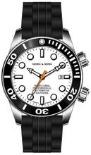 MARC & SONS diver watch series PROFESSIONAL MSD-028-2K1
