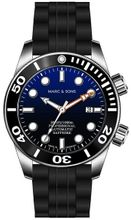 MARC & SONS diver watch series PROFESSIONAL MSD-028-9K1