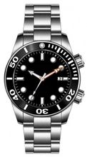 MARC & SONS diver watch PROFESSIONAL MOD BLANK MSD-028-18S