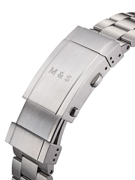 MARC & SONS 500M Diver watch with Swiss ETA 2824-2, MSD-029-5S