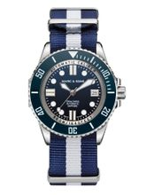MARC & SONS 500M Diver watch with Swiss ETA 2824-2, MSD-029-2-T6