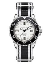 MARC & SONS 500M Diver watch with Swiss ETA 2824-2, MSD-029-3-T12