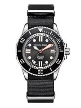 MARC & SONS 500M Diver watch with Swiss ETA 2824-2, MSD-029-5-T5