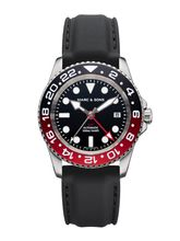 MARC & SONS Diver watch Automatic GMT ETA 2893-2 Ref.: MSG-007-5-K3