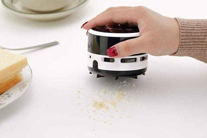 Peach Mini Tisch Staubsauger PA105 - Mini Table Vacuum Cleaner – Bild 3