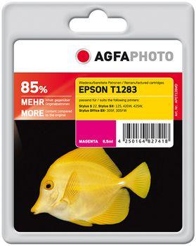 AGFA PHOTO Druckerpatrone kompatibel zu Epson T1283 magenta