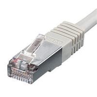 Netzwerkkabel Patchkabel Cat6  0,3m S/FTP