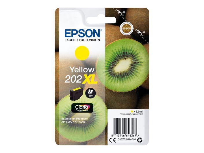 Original Epson T202XL yellow
