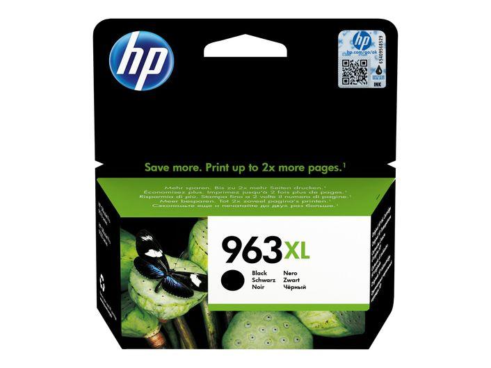Original HP Patrone 963XL black - 3JA30AE