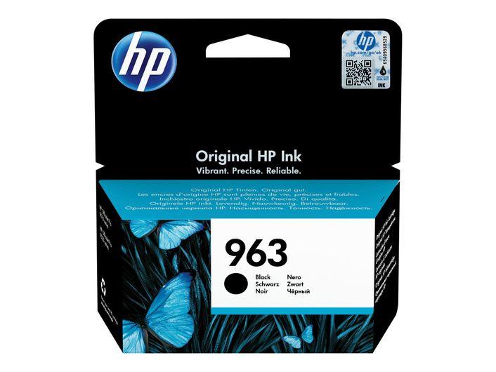 Original HP Patrone 963 black - 3JA26AE