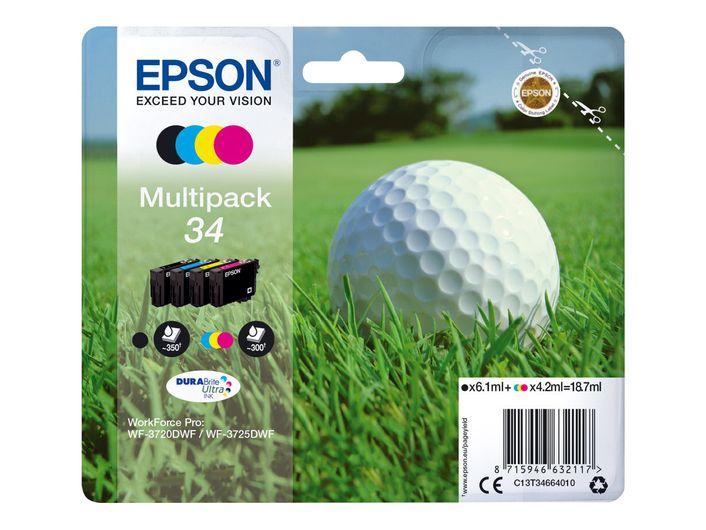 Original Epson T3466 Multipack