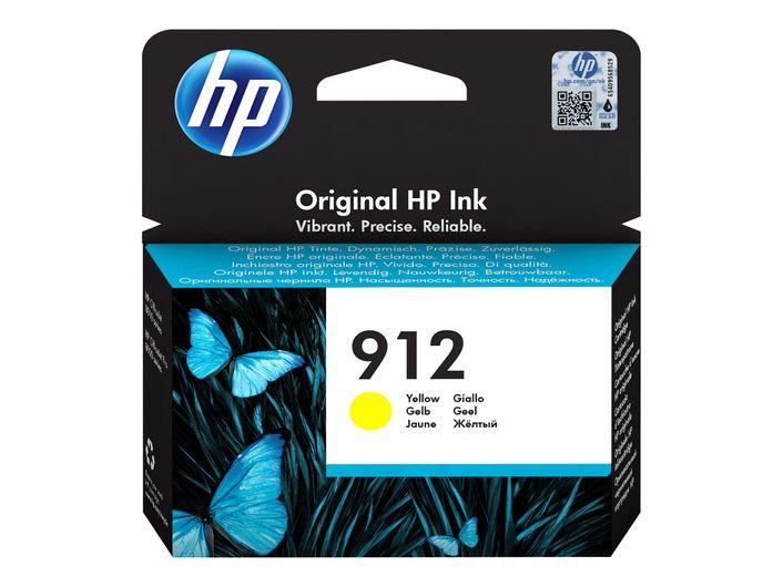 Original HP 912 yellow- 3YL79AE
