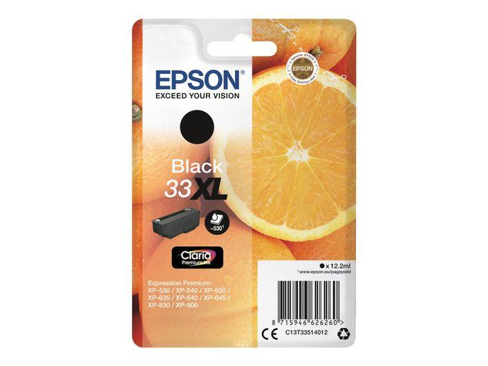 Original Epson T3351 XL black
