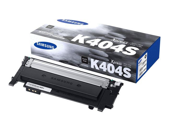 Original Samsung Toner CLT-K404S black