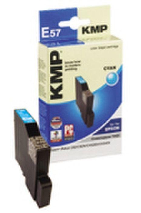KMP E57 kompatibel Epson T042240 Cyan