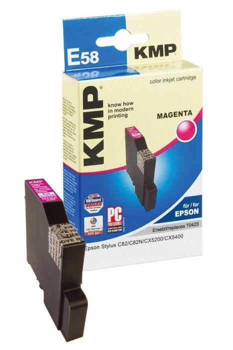 KMP E58 kompatibel Epson T042340 Magenta
