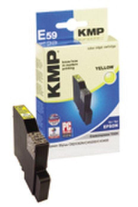 KMP E59 kompatibel Epson T042440 Gelb