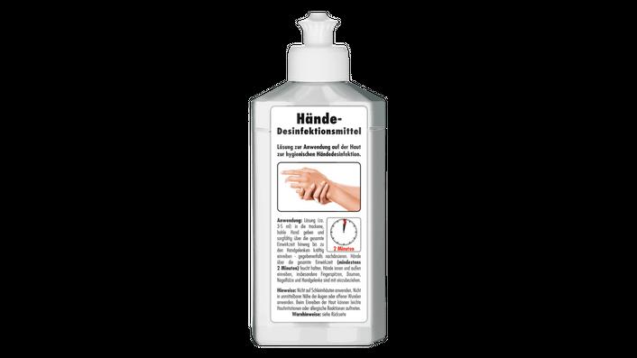 Sonax Hände-Desinfektionsmittel 250 ml (04011410)
