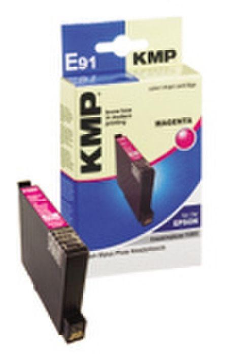 KMP E91 kompatibel Epson T055340 Magenta