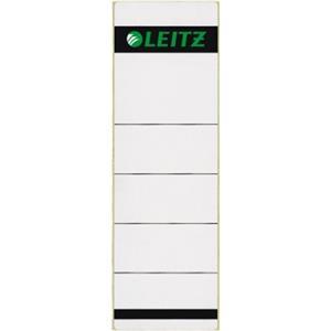 Leitz Rückenschilder breit/kurz 61,5 x 192 mm Packung 100 Etik./Pack.
