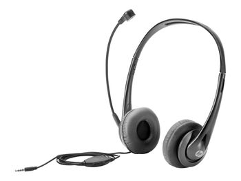 HP Stereo 3.5mm Headset T1A66AA
