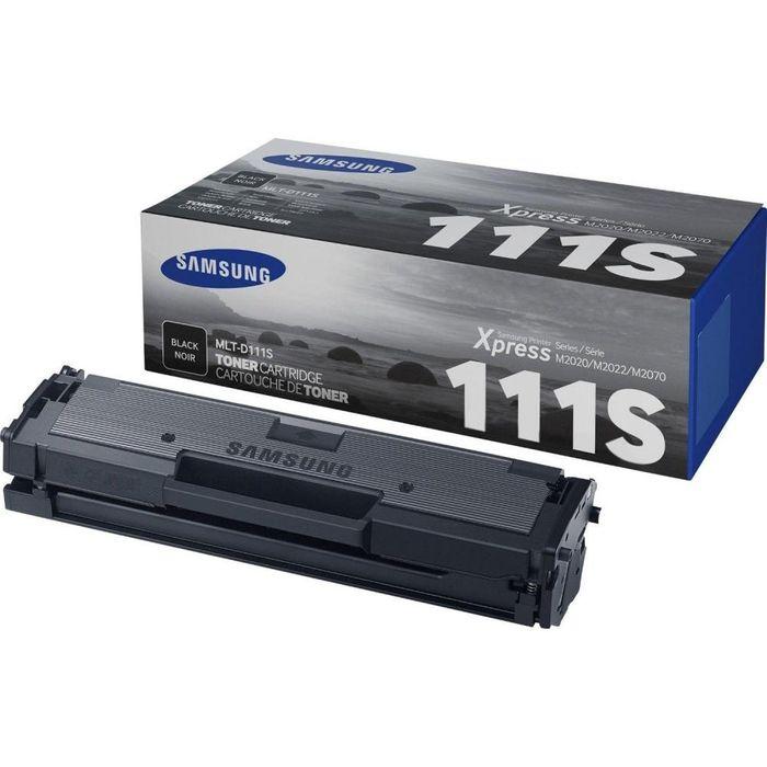 Original Samsung Toner MLT-D111S black
