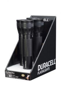 4er Thekendisplay Duracell LED Taschenlampe Tough Focus FCS-100 – Bild 1