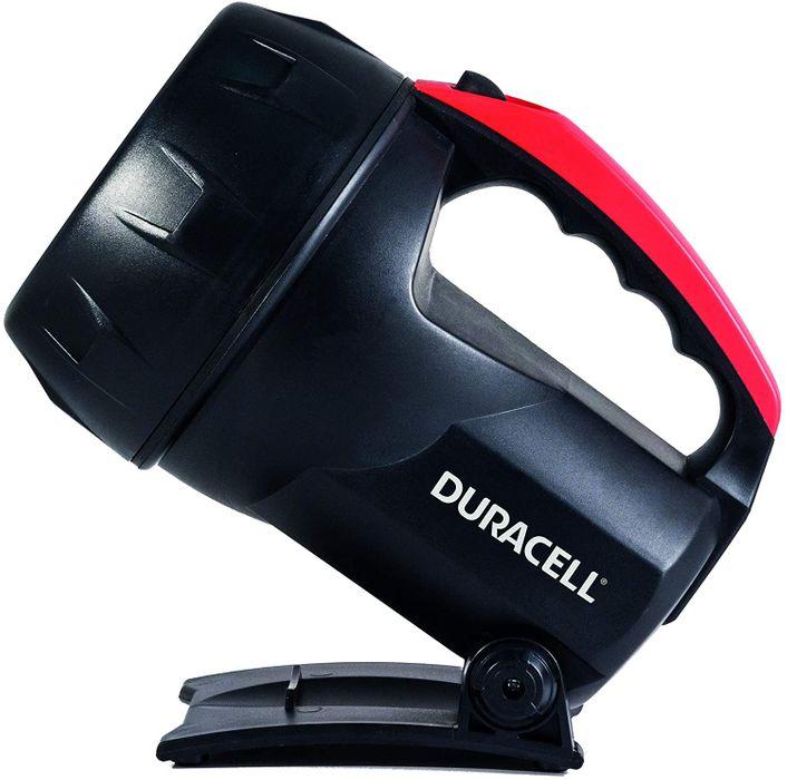 Duracell LED Hand-Taschenlampe FLN-20B (inkl. 4x D Batterien) – Bild 2