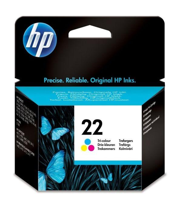 Original HP 22 colour - C9352AE