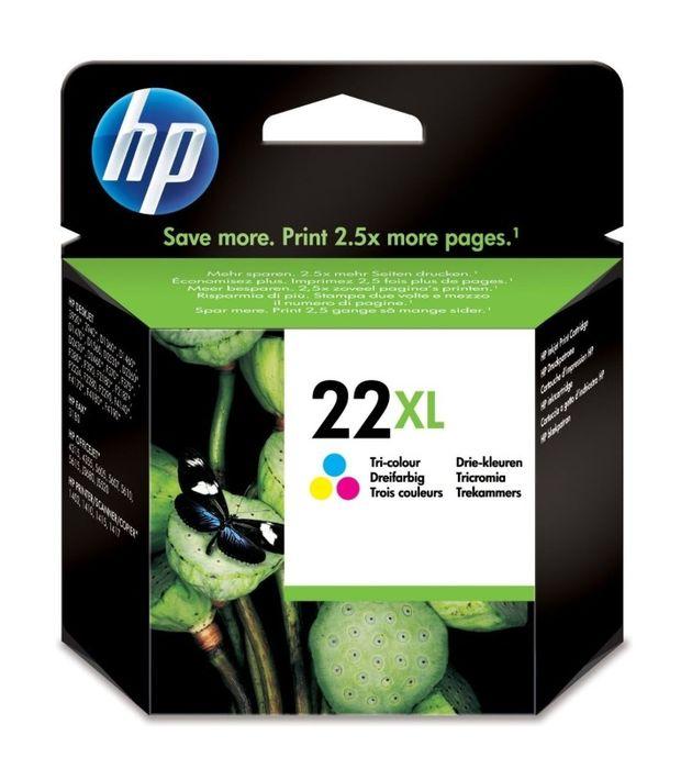 Original HP 22 XL colour - C9352CE