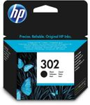 Original HP 302 black - F6U66AE